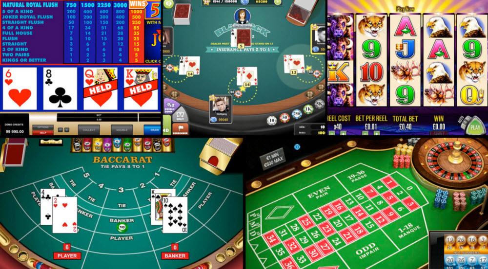 Giochi di casino GRATIS Online